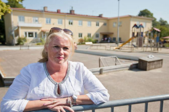 Charlotta Jeppsson, preschool principal in Everöd